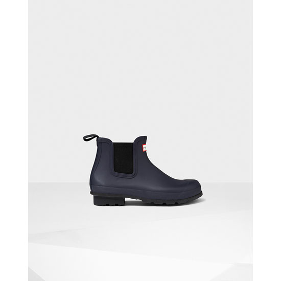 MIDNIGHT Hunter Men's Original Dark Sole Chelsea Boots Outlet Online