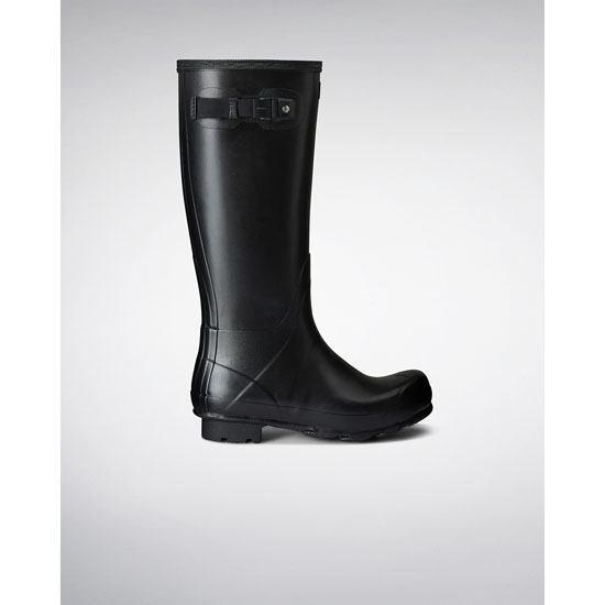 BLACK Hunter Men's Norris Field Rain Boot Outlet Online