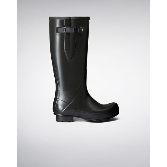 SLATE Hunter Men's Norris Field Side Adjustable Rain Boots Outlet Online