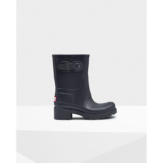 DARK SLATE Hunter Women's Original Ankle Boots Outlet Online