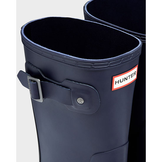 MIDNIGHT Hunter Men\'s Original Two Tone Short Rain Boots Outlet Online