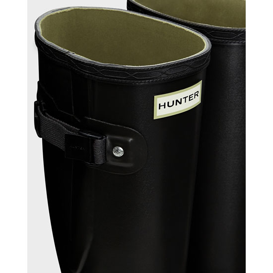 SLATE Hunter Women\'s Norris Field Side Adjustable Rain Boots Outlet Online
